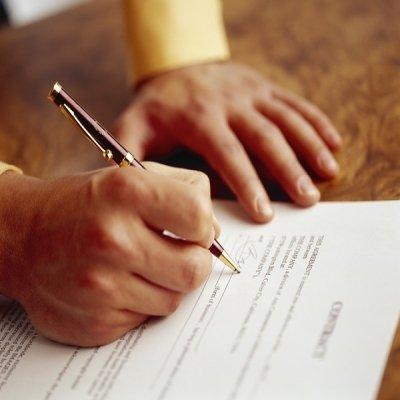Договор на оказание услуг. Обзор, скачать образец 2018 года